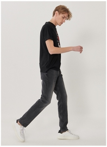 Lee Lee L701IZDT_Rider Denim Pantolon Renksiz